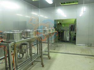 不銹鋼排水溝配置,清洗區易清潔又美觀