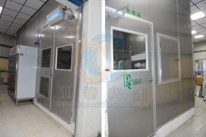 小空間也可以隔出小型包裝室,確保食品安全