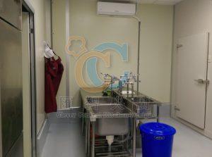 清洗水槽-前處理區