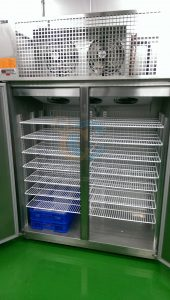 雙開省電高馬力傳遞冰箱,採雙開減少交叉污染