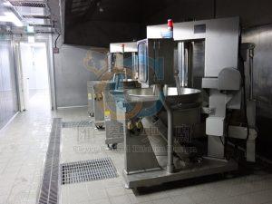 自動炒食機