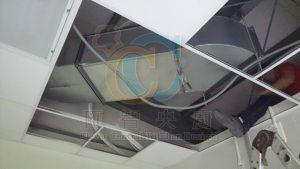 換氣系統風管施工