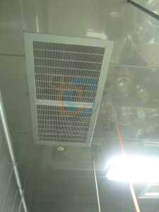 室內空調出回風口流向設計,可快速達到舒適度