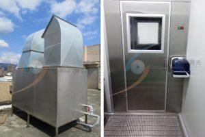 抽氣風機&浴塵室