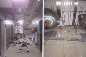 無塵庫板施工&不鏽鋼壁板施工