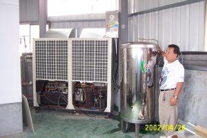 冷氣熱回收