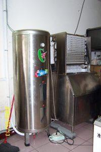 製冰機熱回收