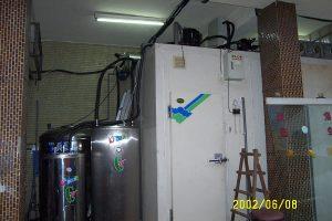 冷凍庫熱回收