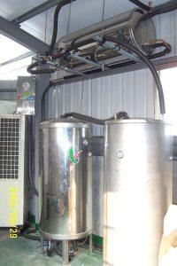 熱回收熱水