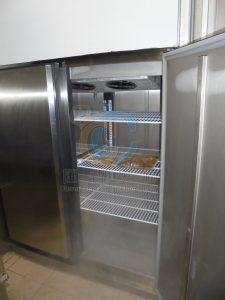成品冷凍傳遞冰箱@包裝室