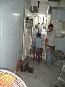 電力系統施工