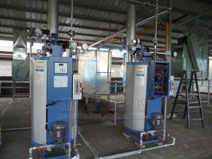 鍋爐系統提供蒸氣&熱水