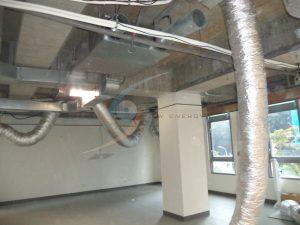 空調系統施工拉管