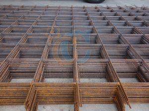 植筋用點焊鋼絲網