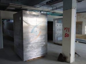 浴塵室進場安裝