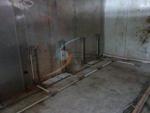 冷熱水管線配線施工