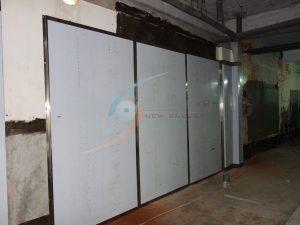 不鏽鋼壁板施工