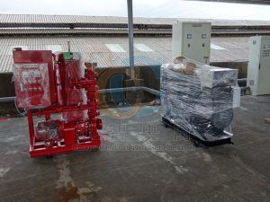 消防設備配置及定位