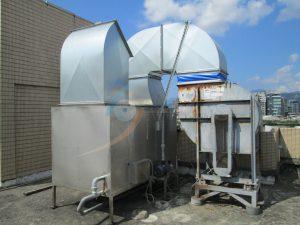 換氣系統-抽氣風機