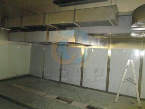 不鏽鋼壁板&煙罩