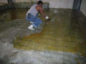 工業地板施工