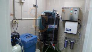 次氯酸水系統 – 提供場區消毒使用
