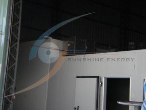 冷藏庫庫板建置施工