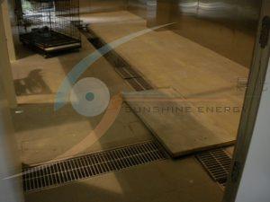 不銹鋼排水溝配置,易清潔又美觀