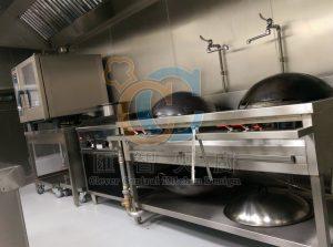 瓦斯爐台-烹煮區
