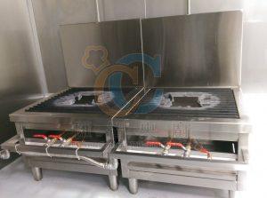 不鏽鋼瓦斯爐台