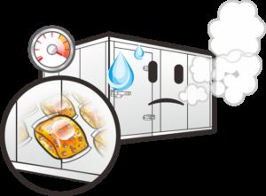 冷凍庫降溫