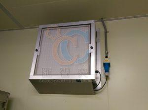 正壓捕風機,過濾空氣營造潔淨的正壓包裝室